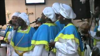 ccc miracle land parish 8th adult harvest of love chicago choir special anthem 2012 wmv