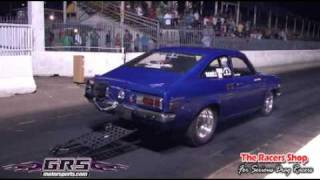 9.10 @ 143 MPH  El Rooster Racing Gardo Performance & Wilbert Tech