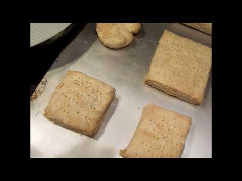 Cooking Hardtack (Civil War Food)