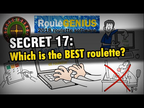 0 - Secret 17: Which is the Best Roulette?