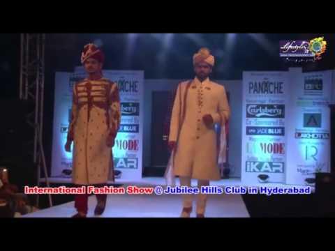 Fashion Show Hyderabad 2015 at Jublihills part 5
