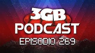 Podcast: Episodio 269 – Preservación y Colección de Videojuegos | 3GB