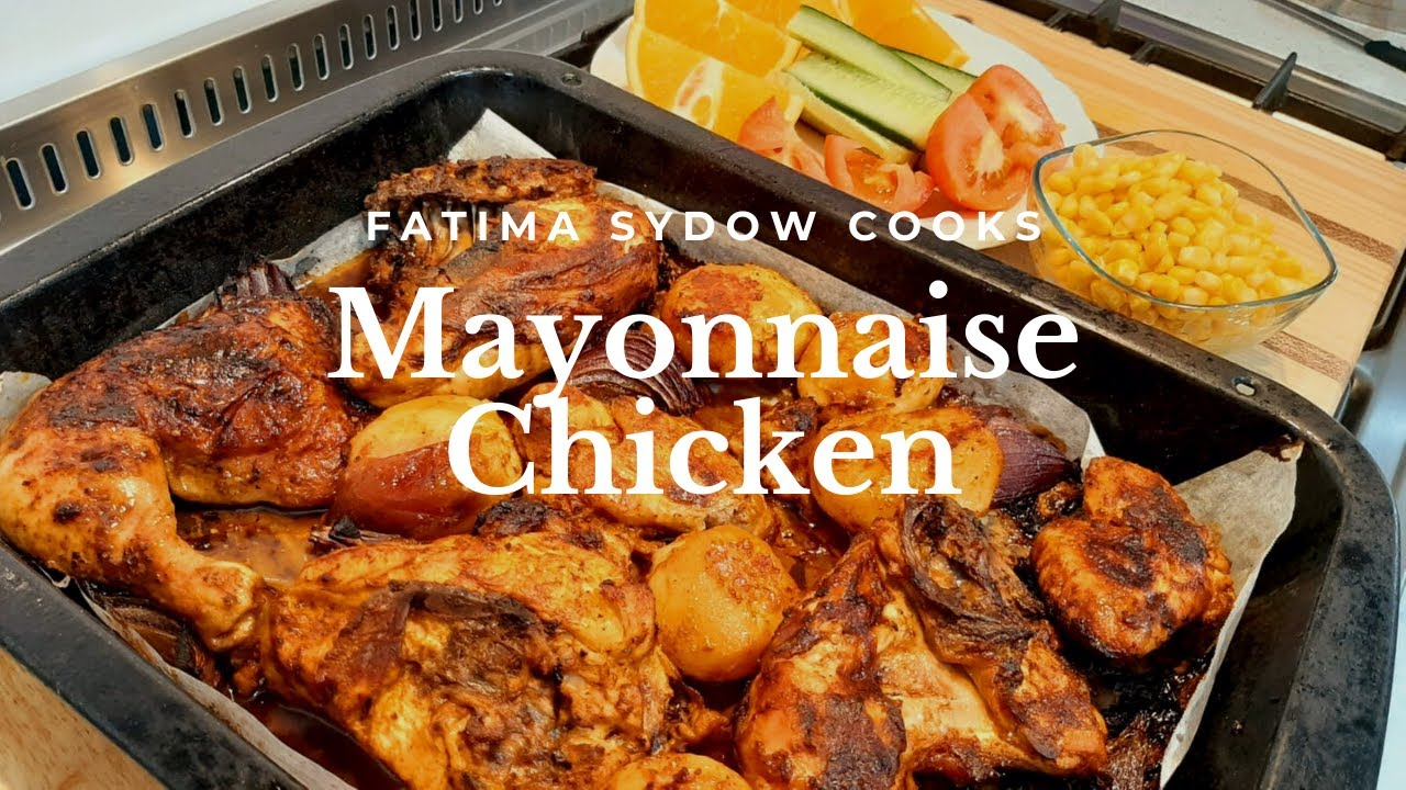 Mayonnaise Chicken Youtube