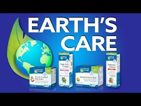 Earth's Care - High Quality Personal Care Products