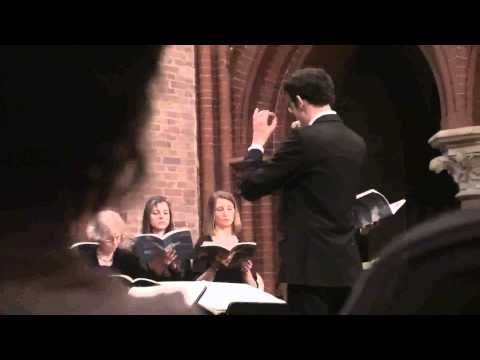 Karl Jenkins  The Armed Man     A Mass for Peace Leitung Matthias Schmelmer