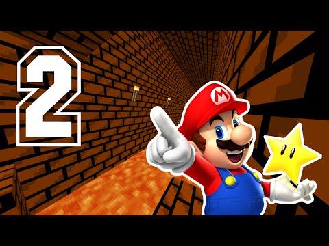 """MineCraft - Карта """"Super Mario Bros"""" #2"""