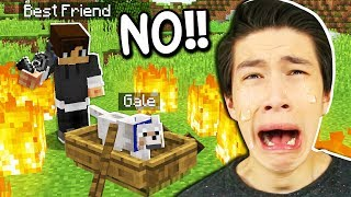 Goodbye My Minecraft Dog... (EP4)