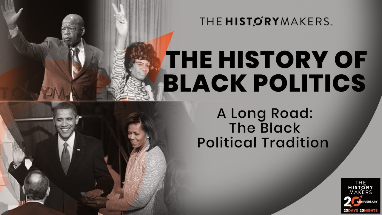 The History of Blacks In Politics: A Long Road