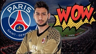 AC MILAN NEWS - MEETING WITH PSG FOR DONNARUMMA | Serie A Transfer News