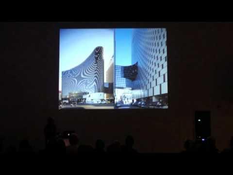 Ben Van Berkel / Spring 2011 Lecture Series: Catalyst