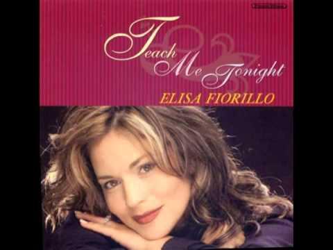 elisa fiorillo - teach me tonight