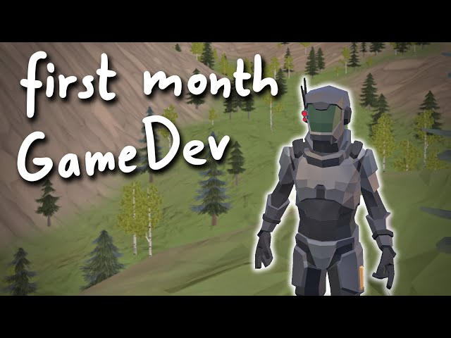 How To Learn Something New? - Game Devlog #1