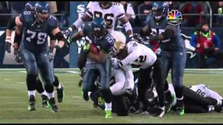Marshawn Lynch 67 Yard Touchdown [HQ]