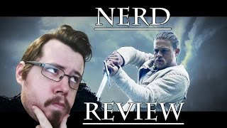 NERD review of King Arthur, Legend of the sword, trailer