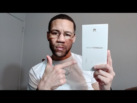 Huawei P Smart 2019 Unboxed/ Budget King???