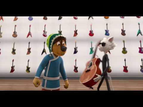 Rock dog: El perro rockero - Trailer 2