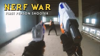 Nerf War: First Person Shooter 14 - The Anonymous