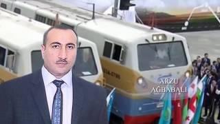 Arzu Ağbabalı - Bakı-Qars yolu