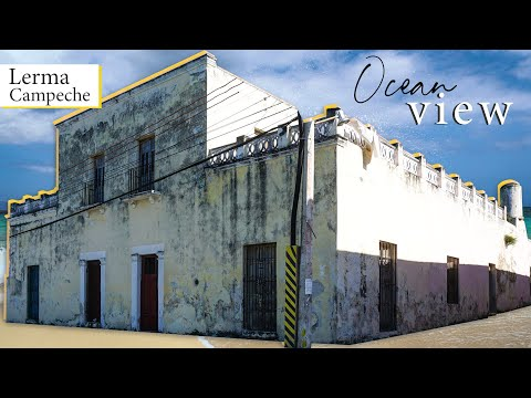 FOR SALE, Fixer-upper house in Campeche bay