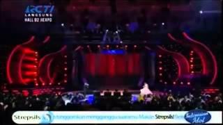 Nowela feat Judika - Apakah Ini Cinta, Grand Final Indonesian Idol 16 Mei 2014