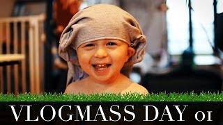 BEING SELFISH | VLOGMAS DAY 1 | THE MICHALAKS