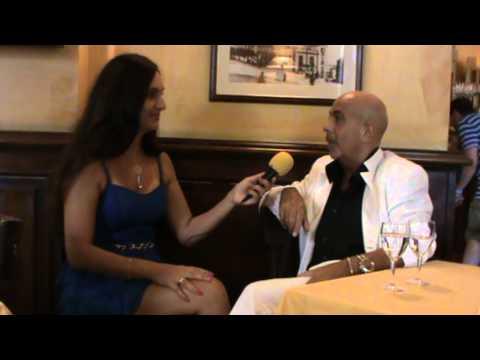 ROBERTO SANTUCCI INTERVISTATO DA CLAUDIA SABA
