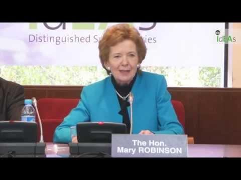 Big IdEAs: Mary Robinson