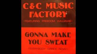 C&C Music Factory - Gonna Make You Sweat (Hot Tracks Remix)