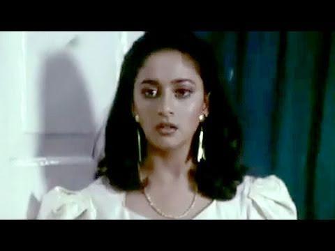 Madhuri Dixit Meets Injured Aamir Khan | Deewana Mujhsa Nahin | Bollywood Scene