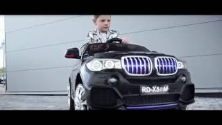 Детский автомобиль Sundays BMW X5M BJRD500 видео