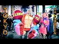 Japan Halloween 2017 - World's Biggest Costume Street Party