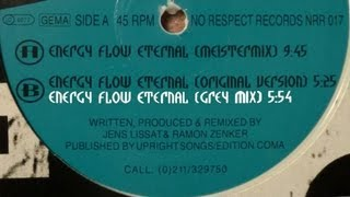 JL Energy - Flow Eternal (Grey Mix)