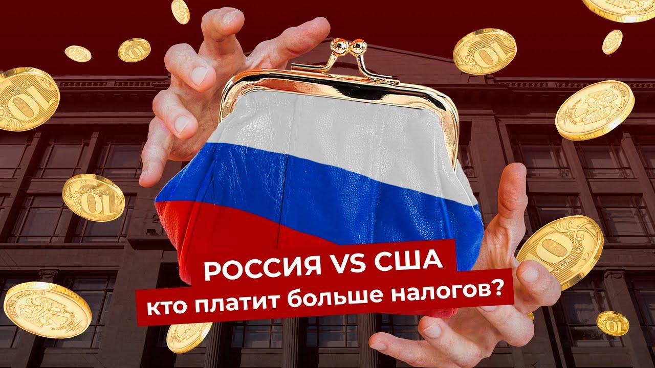 Налоги в России: сколько денег у вас забирает государство | Страну содержите вы, а не Газпром