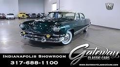 1953 Kaiser Manhattan, Gateway Classic Cars - Indianapolis #1282