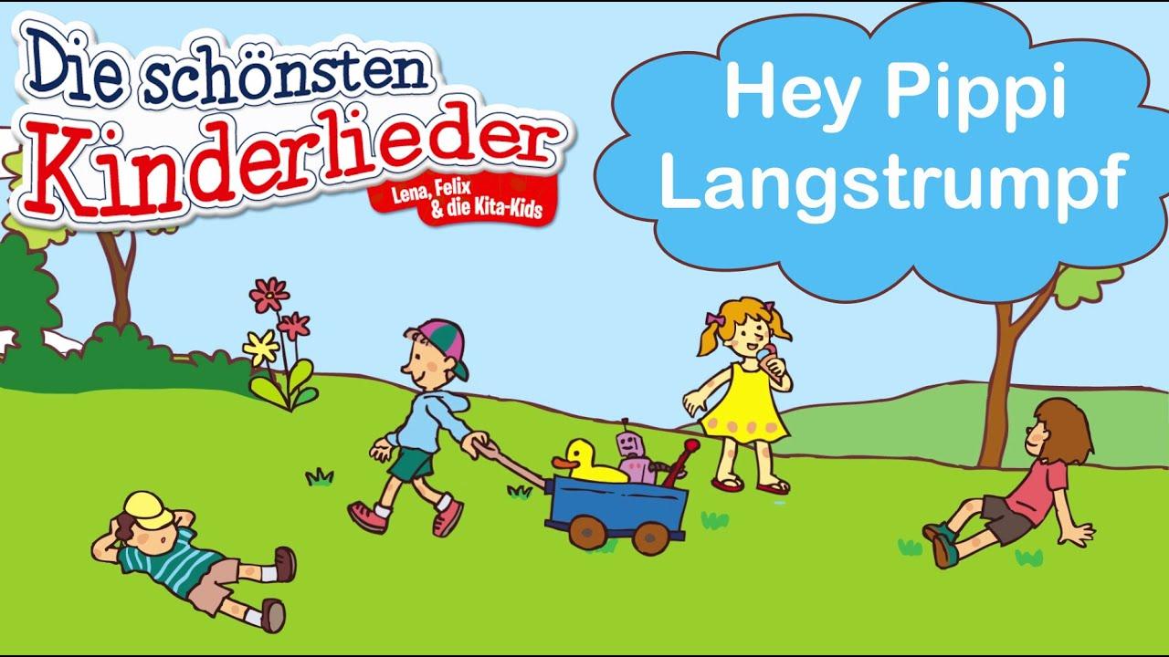 Pippi Langstrumpf Lied Text