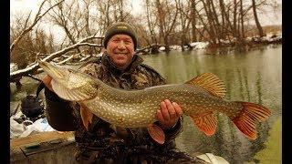 Зимняя рыбалка. Летний вариант. Монстры малых рек.