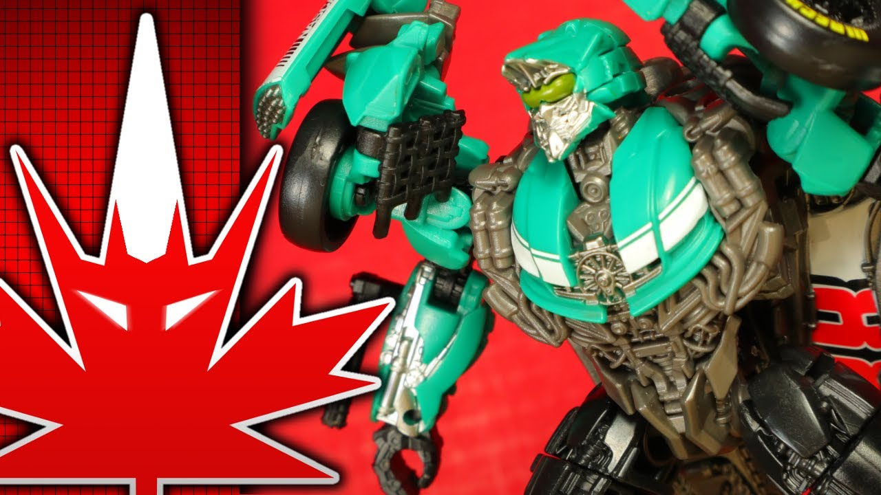 Transformers Studio Series Roadbuster Review By TFanPage101