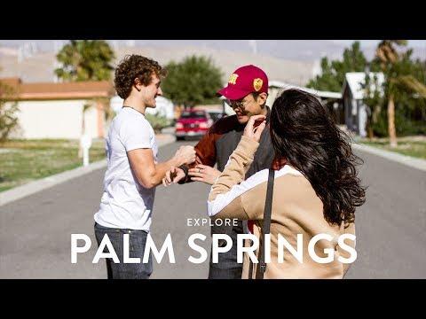Explore | PALM SPRINGS