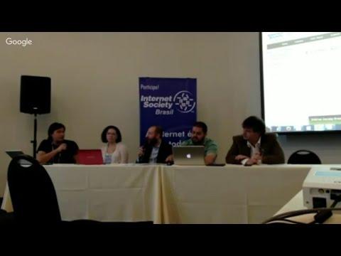 Encontro Internet Society Brasil 2015, parte 2