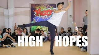 High Hopes - Panic! At The Disco | Alan Rinawma Dance Choreography