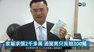 酒駕撞死人判3年10月 家屬上訴到底  華視新聞 20180820