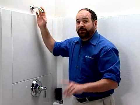 kohler water saving tips how to install a kohler shower head
