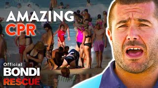 AMAZING Resuscitations on Bondi Rescue