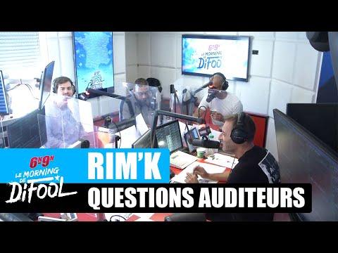 Youtube: Rim'K – Questions auditeurs #MorningDeDifool