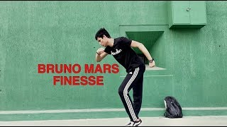 Bruno Mars - Finesse (Remix) [Feat. Cardi B] | @souravmohite|@rickynair Dance Choreography