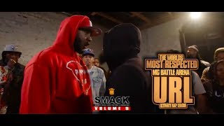 Gambar cover SWAMP VS ACE AMIN SMACK VOLUME 5 | CHAMPION