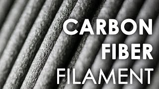 3D PRINTING with CARBON FIBERS - ColorFabb XT-CF20 REVIEW
