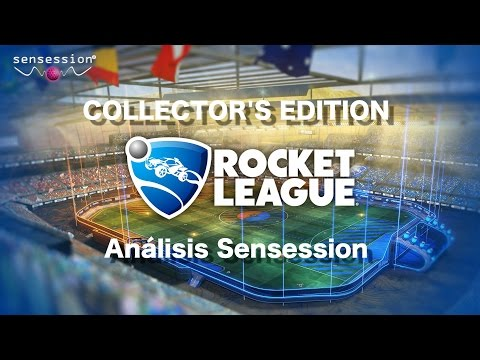 Rocket League Collector's Edition Análisis Sensession
