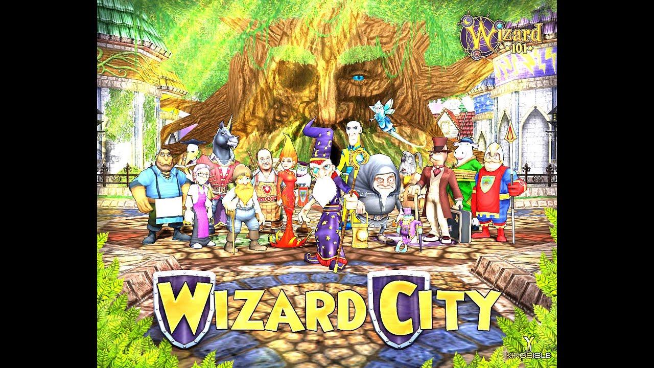 Rette Wizard City