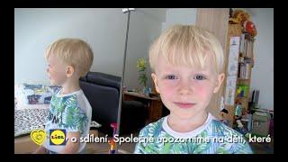 Matýsek, 3 roky, dětský autismus, srdcedetem.cz
